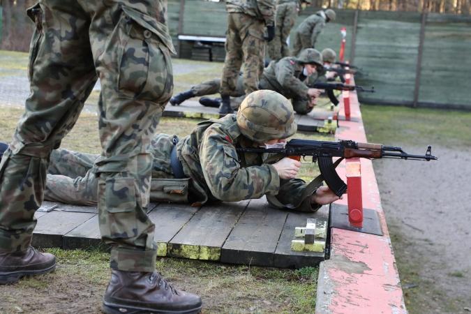 Pierwszy turnus służby przygotowawczej w 8.FOW [foto]-GospodarkaMorska.pl