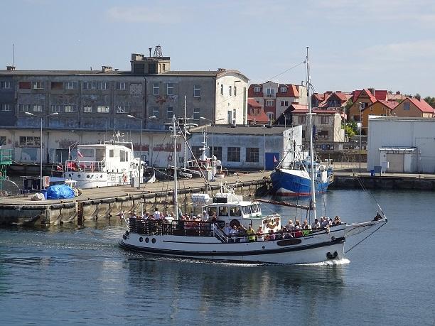 Hel – port z potencjałem. 200 tys. turystów morskich rocznie-GospodarkaMorska.pl