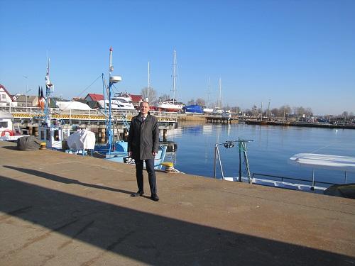 Port Jastarnia – pierwszy port II Rzeczypospolitej. Dziś port przyjazny dla rybaków, żeglarzy i turystów morskich-GospodarkaMorska.pl