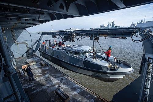 Nowa ekspedycyjna łódź geodezyjna Hydrograaf w Damen Shipyards Den Helder-GospodarkaMorska.pl