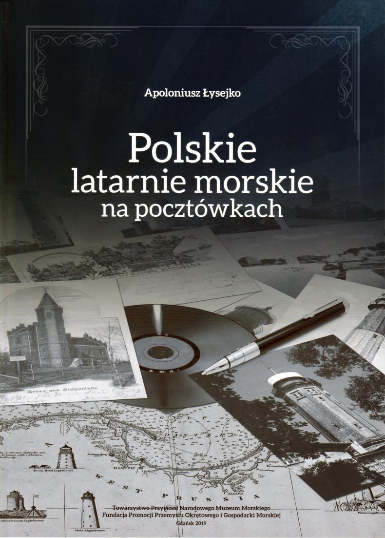 Latarnie morskie na pocztówkach. Album dla hobbystów i profesjonalistów -GospodarkaMorska.pl