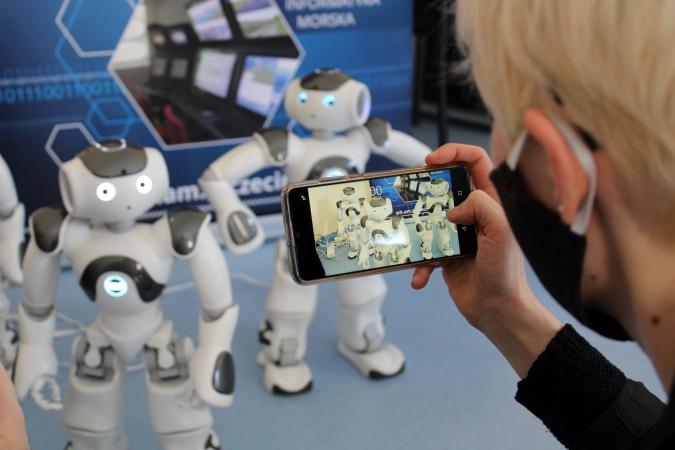 Sztuczna inteligencja i widzenie maszynowe – roboty przejęły nasze najnowsze laboratorium-GospodarkaMorska.pl