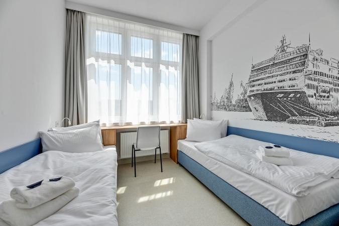 Aparthotel już gotowy. Tu odpocznie cała branża morska [ZDJĘCIA]-GospodarkaMorska.pl