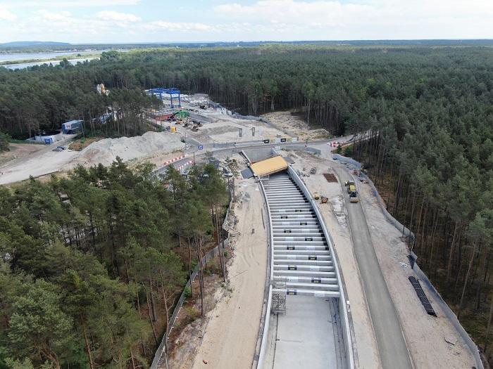 Tunel w Świnoujściu. Zakończono produkcję obudowy tunelu-GospodarkaMorska.pl