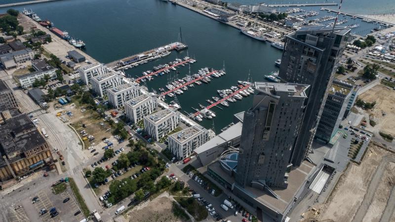 Polboat Yachting Festival 2021 otwarty.