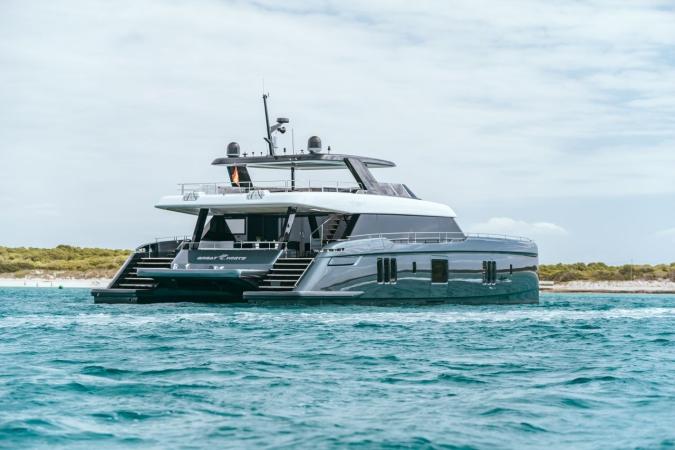 80 Sunreef Power Great White, fot. Sunreef Yachts-GospodarkaMorska.pl